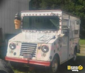 Ford Ice Cream Truck For Sale In Washington