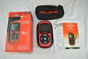 New Snap on Video Inspection Scope System 2 5 Lcd Display Bk3000