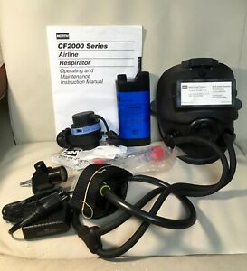 North honeywell Welding 54001sw cf2007 Airline 3m Powerflow Papr Respirator