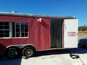 Used 2008 Food Concession Trailer For Sale In Texas