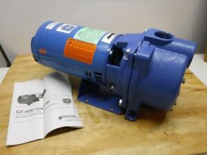 New Goulds Gt203 2hp Centrifugal Sprinkler Irrigation Surface Water Well 1 1 2