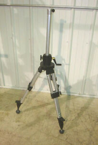 Cst berger Tripod For Uneven Surfaces Aluminum Elevator Transit Stand For Laser
