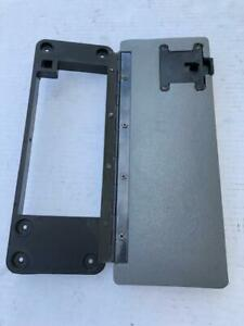78 88 Monte Carlo Ss El Camino New Gray Console Door Lid And Hinge Armrest