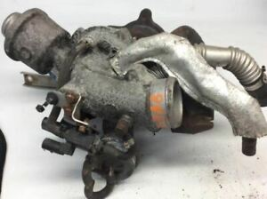 05 09 Audi A4 Turbo Supercharger 2 0l Engine And Exhaust Manifold Id Bwt O