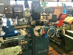 6 x18 K o Lee Hand Feed Surface Grinder 1999 Superb Condition