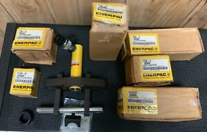 Enerpac F56 Pin type Hydraulic Flange Spreader With 10 ton Capacity