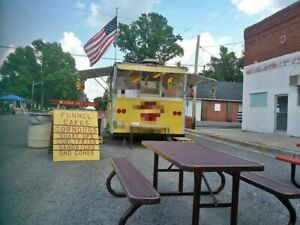 8 X 18 Food Concession Trailer For Sale In Illinois