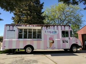 Used Chevy Ice Cream Truck For Sale In Utah