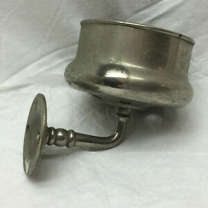 Vintage Wall Mounted Cup Holder By The Brasscrafters