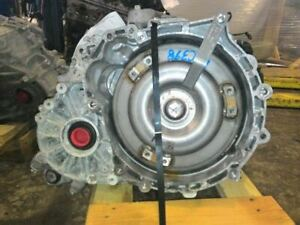 Automatic Transmission 15 Chrysler 200 With Auto Engine Stop Start 188674