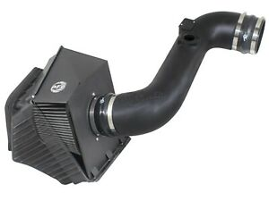 Afe Magnum Force Cold Air Intake For 11 16 Silverado Sierra Lml 6 6l V8 Diesel