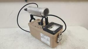 Ludlum Measurements Model 2 Survey Meter Geiger Counter With 44 7 Head