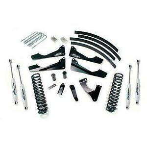 Pro Comp Suspension 6 Inch Stage Ii Lift Kit With Pro Runner Shocks K4180bp