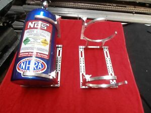 Billet Nitrous Bottle Bracket