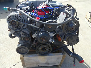 94 95 Ford Mustang 5 0l H O Engine 1994 1995 Good Tested Used 5