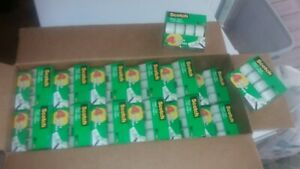 Scotch Magic Tape New 3 4 X 300 Lot Of 24 4 packs 96 Pieces In Total