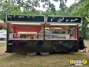 12 Food Concession Trailer For Sale In Missouri