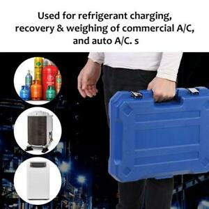 High Capacity 220lb 100kg Electronic Refrigerant Charging Digital Weight Scale