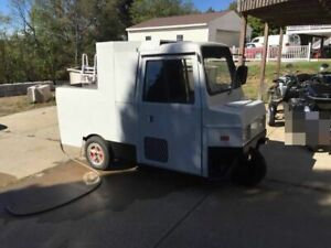 Awesome And One of a kind Coushman 3 wheel Mini Food Truck For Sale In Pennsylva