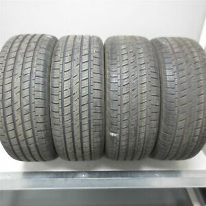 215 55r17 Arizonian Silver Edition Iii 94h Tire 8 32nd Set Of 4 No Repair