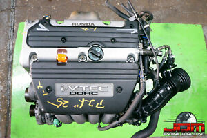 Jdm K20a 06 11 Honda Civic Si 2 0l Ivtec K20z3 Replacement Engine Only