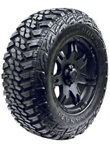31 10 50r15 Kanati Mud Hog M t Mud Tires New Lrc 6ply set Of 4