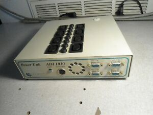 Applikon Adi 1010 Power Unit Z510100110