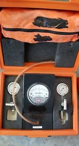 Drager Breathing Apparatus Test Kit P n 4052350