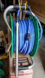 In situ Minitroll Pressure Transducer Temperature S n 002100 100ft Teflon Cable