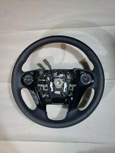 17 Honda Accord Sport Special Edition 2 0t Oem Leather Steering Wheel