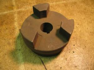 Lovejoy L190 1 1 8 Bore Motor Pump Coupler Coupling Jaw Hub Half