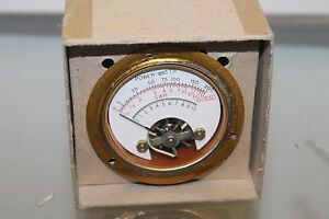 Power Watts Swr 0 200 Power Gauge Meter 407 155