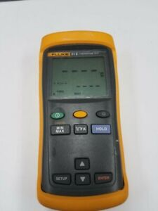 Fluke 51 Ii Digital Thermometer