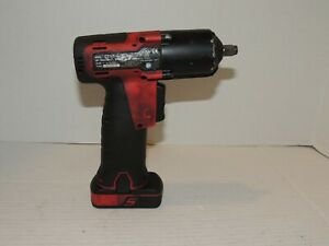 Snap On Ct761 14 4v 3 8 Cordless Impact Wrench W Battery No Charger B13