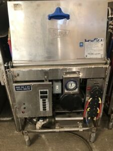 Stero Commercial Undercounter Glass Dishwasher