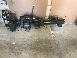 South Bend 9 Inch Model A Engine Lathe