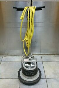 Clarke Fm 1700 floor Polisher Sander Buffer