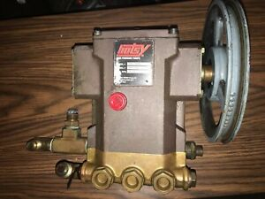 Used Hotsy Pump Model Hc340 R l Sn 002328 Pressure Washer Pump