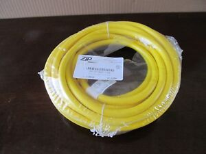 Zipport Zp s1 4mp 10m 7 8 16 Un2 Thread 4 pin Male To Pigtail Connector Cable