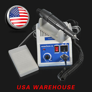 Usa Dental Lab 35000 Rpm Marathon Micromotor Polisher 35k Rpm Handpiece Handle
