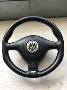Vw Mk4 R32 Steering Wheel Oem Gti Gli 337 20th