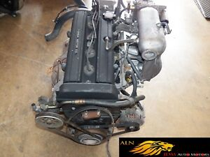 1999 2000 2001 Honda Cr V 2 0l Dohc High Compression B20b Engine Jdm B20b Motor