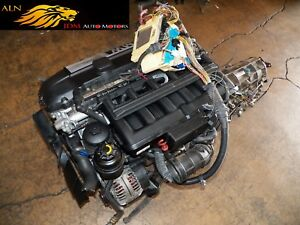 Bmw 325i E46 M54 2 5l Inline 6 Cyl Engine Ecu Tcm Automatic Transmission Edm Bmw