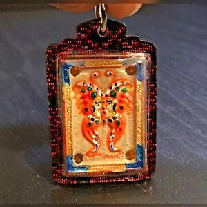 Real Kruba Krissana Miracle Butterfly Pendant Us Stock Fast Shipping