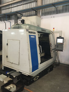2011 Vm20 Hurco Mill 10k Spindle Cnc Vmc Low Hours 3d Machining Center Haas