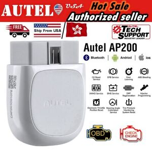 Autel Obdii Obd2 Eobd Scanner Auto Scan Tool Diagnostic Code Reader All Systems