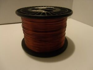 19 Awg Rea Htaih Enamel Coated Copper Magnet Wire Coil Winding 7lbs 8 5 Ounces
