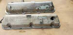 Ford 429 460 Power By Ford Valve Covers