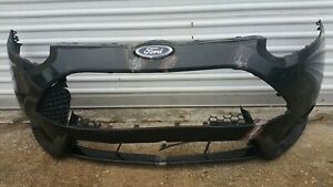 2013 2014 Ford Focus St Front Bumper For Parts Or Repair