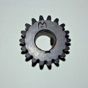 Gold Medal Popcorn Machine Spur Gear 18 Teeth Set Of 2 Pcs